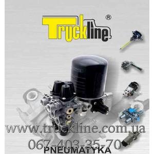 Пневматическая тормозная система для грузовиков и тягачей (222)