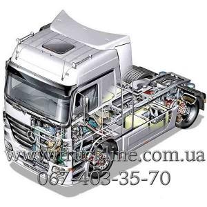 Запчасти для грузовиков и тягачей