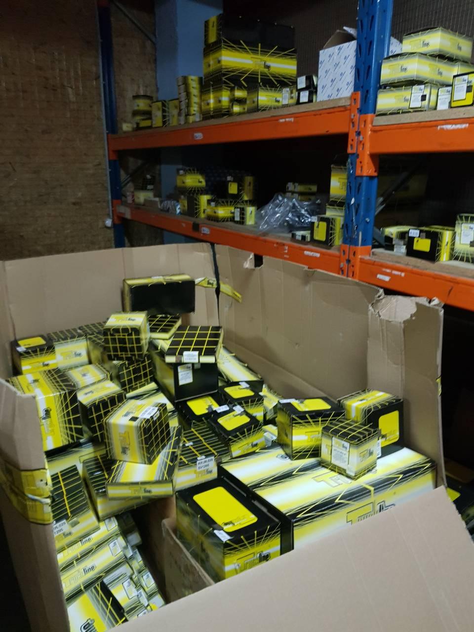 Приход товара польской торговой марки  Truckline